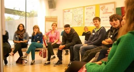 Jugendrat Vöcklabruck im Kreis